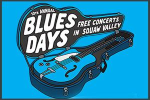 Squaw Valley Bluesdays Return in 2018