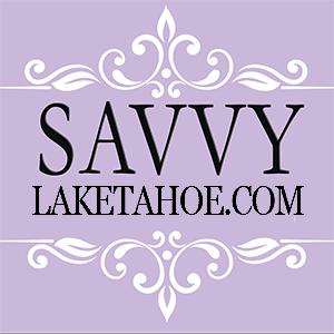 Savvy's Lake Tahoe Logo