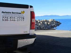 Reliable Services at Lake Tahoe