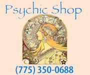 Astrology Boutique - Psychic Shop
