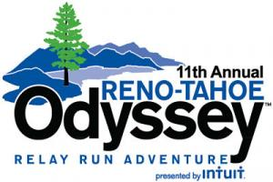 Reno-Tahoe Odyssey Relay Run Adventure