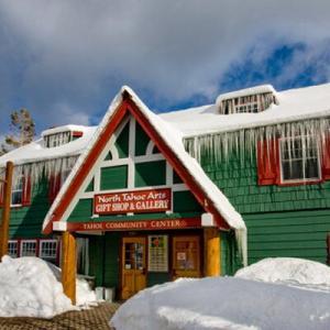 Artisan Shop at North Tahoe Arts