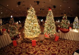 Festival of Trees & Lights at MontBleu Resort