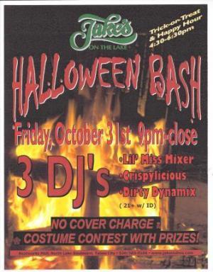 Halloween Bash at Jake's