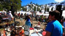 Spring Music Series at Alpine Meadows