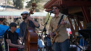 Apres Ski Music at The Village at Squaw Valley