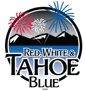 Red White Tahoe Blue Celebration