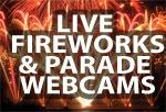 Live Lake Tahoe Fireworks Webcams