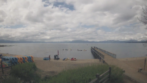 Tahoe Time Lapse - Spring Cloud Show 5-16-21