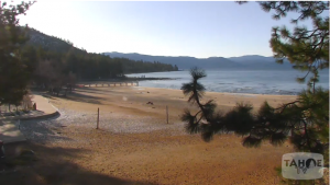 North Lake Tahoe - Kings Beach - Top Ten Beaches for Families