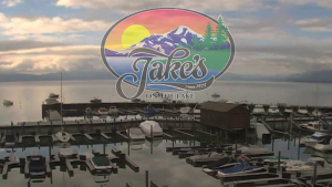 Tahoe Timelapse: Jake's On The Lake - May 19, 2015