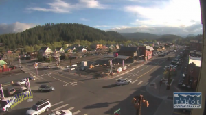 Downtown Truckee Time Lapse