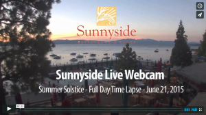 5-Day Weather Forecast for Lake Tahoe