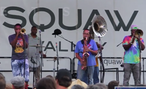 Squaw Valley Brews, Jazz & Funk Festival