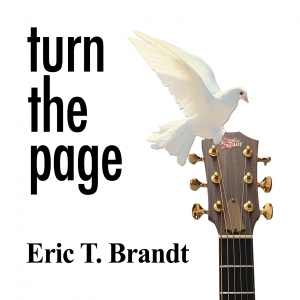 Turn The Page - Eric T. Brandt Cover Art