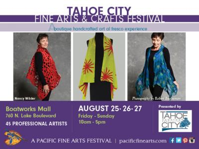 Tahoe City Fine Arts & Crafts Festival