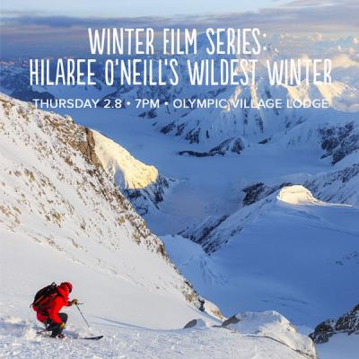 Alpenglow Sports Winter Film Series