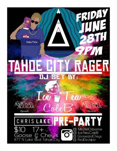 Tahe City Rager