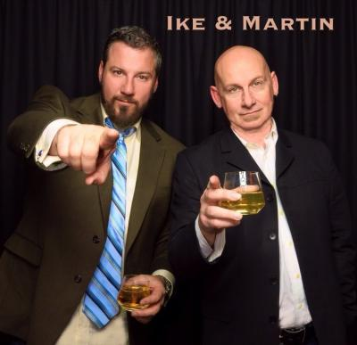 Ike & Martin - Live Music at Jake's On The Lake