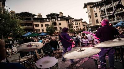 Bluesdays Tuesdays at Squaw Valley
