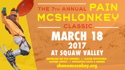Pain McShlonkey Classic - Squaw Valley