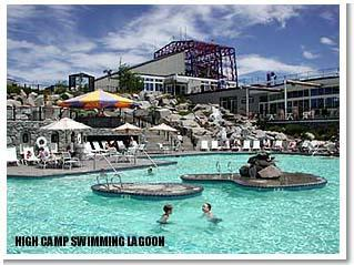 Squaw 39 s high camp pool spa open this weekend tahoetopia - High camp swimming pool squaw valley ...