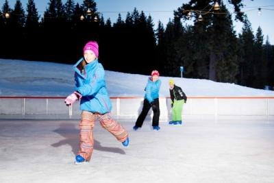 Tahoe City Winter Sports Park and Ice Rink