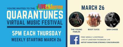 Quarantunes Music Festival