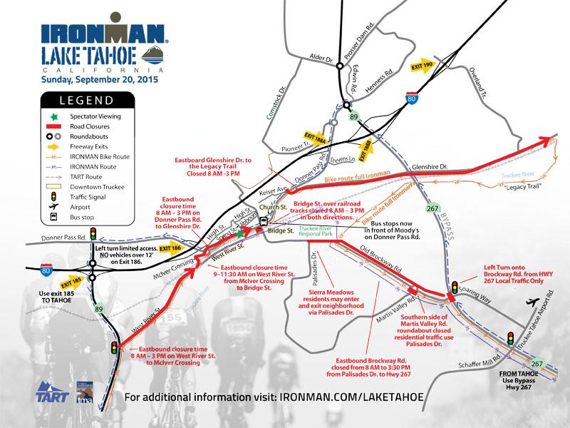 Ironman Traffic Map Impacts Tahoetopia