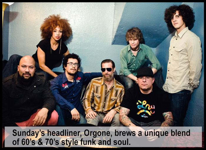 Orgone Headlines Day Two of Squaw Valley Brews Jazz Funk Festival