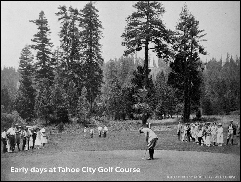 Tahoe City Golf Course 100th Anniversary