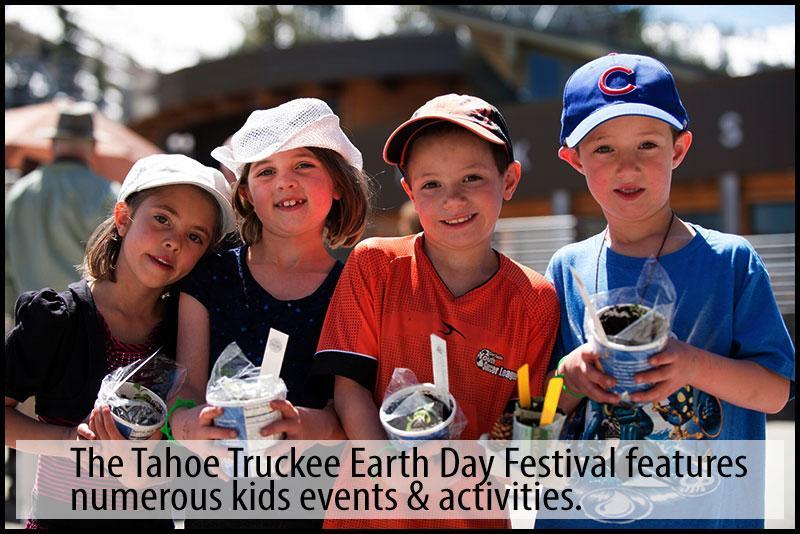 Tahoe Truckee Earth Day Festival