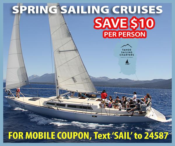 Save $10 Per Person on Spring Sailing Cruises