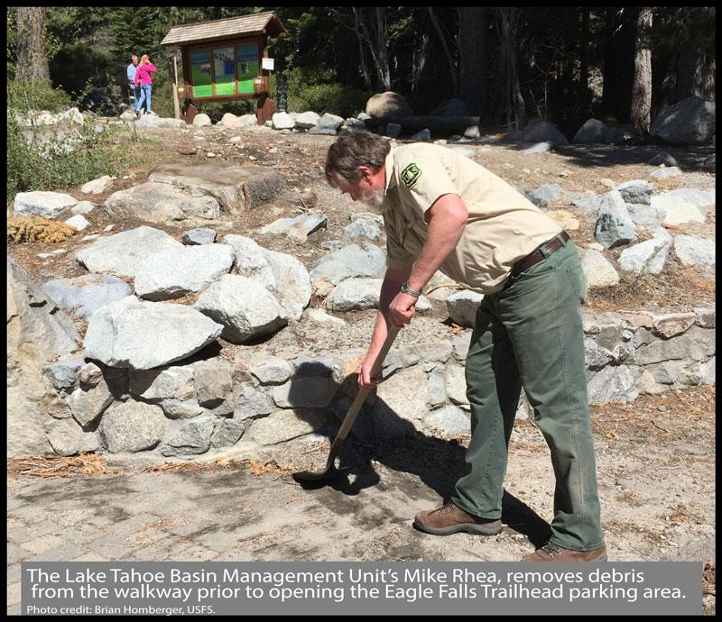 Lake Tahoe Area Park Opening Dates Announced