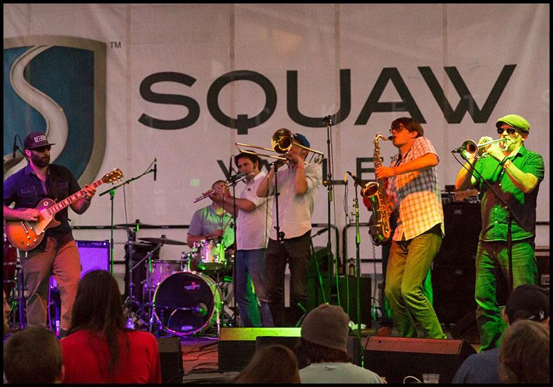 Squaw Valley Brews Jazz and Funk Festival 2018