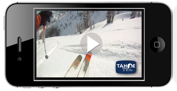 Tahoe TV Lake Tahoe App screenshot - Video